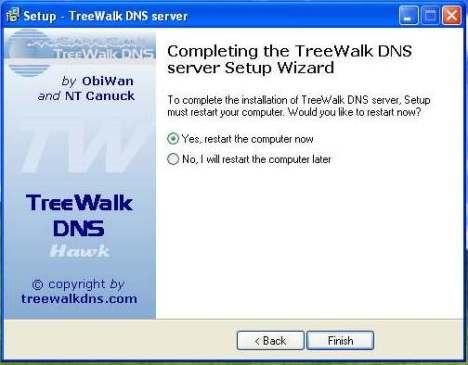TreeWalk DNS Server İle Sansürlenen Engellenen Sitelere Kolay Erisim